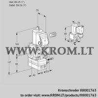 Air/gas ratio control VAG125R/NWAE (88001763)