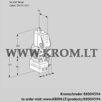 Air/gas ratio control VAG1T-/15N/NQBA (88004594)