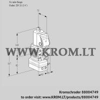 Pressure regulator VAD1-/20R/NW-50A (88004749)