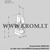 Pressure regulator VAD1T-/15N/NQ-25B (88006382)