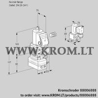Pressure regulator VAD1-/20R/NW-50A (88006888)