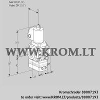 Pressure regulator VAD1T25N/NWSL-25A (88007193)