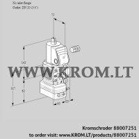 Pressure regulator VAD1-/20R/NQ-25A (88007251)