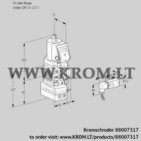 Pressure regulator VAD1T-/15N/NQSR-100B (88007317)