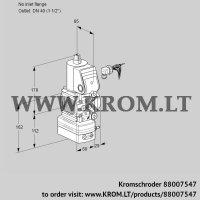 Pressure regulator VAD2-/40R/NW-50A (88007547)