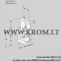 Pressure regulator VAD350R/NQ-50A (88011115)