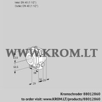 Fine-adjusting valve VMV240R05P (88012860)
