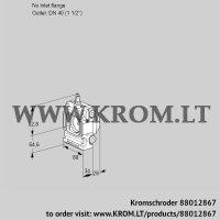 Measuring orifice VMO2-/40R05M28 (88012867)