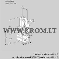 Flow rate regulator VAH1-/25R/NQAE (88020910)
