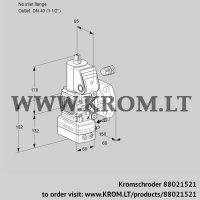 Flow rate regulator VAH2-/40F/NWAE (88021521)