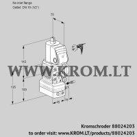 Flow rate regulator VAH1-/15R/NWBE (88024203)