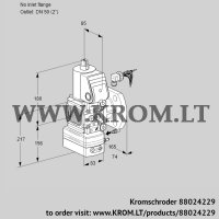 Flow rate regulator VAH3-/50F/NWAE (88024229)