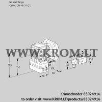 Flow rate regulator VRH2-/40F05AE/4-/PP (88024916)
