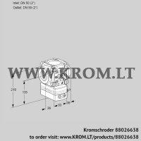 Flow rate regulator VRH3T50N05AA/PP/PP (88026638)