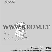 Flow rate regulator VRH1T15N05BA/PP/PP (88027388)