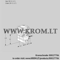 Flow rate regulator VRH115R05BE/MM/PP (88027786)
