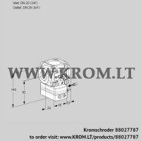 Flow rate regulator VRH120R05AE/MM/PP (88027787)