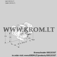 Flow rate regulator VRH350F05AE/PP/PP (88028387)