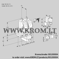 Air/gas ratio control VCG1E25R/15R05NGEWR/2-PP/MMBY (88100084)