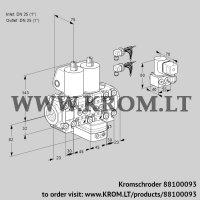 Air/gas ratio control VCG1E25R/25R05F2NGEVWL6/PPBY/PPPP (88100093)