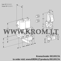 Pressure regulator VCD1E15R/15R05ND-100KL3/PPZS/2--3 (88100156)