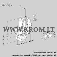 Pressure regulator VCD1E20R/20R05D-25NQR3/PPPP/PP-2 (88100193)