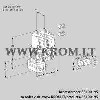 Pressure regulator VCD2E40R/40R05FD-50NWR3/3-PP/PP2- (88100195)