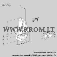 Pressure regulator VAD1E25R/25R05D-50VWR/-3/3- (88100276)