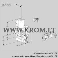 Pressure regulator VAD1E25R/25R05D-50VWL/3-/-3 (88100277)
