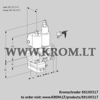 Pressure regulator VCD1E20R/20R05D-100LQL/PPPP/PPPP (88100317)