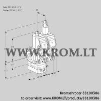 Pressure regulator VCD2E40R/40R05D-25LQR/PPPP/PPPP (88100386)
