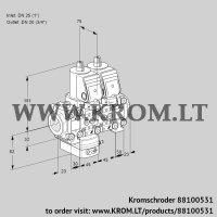 Pressure regulator VCD1T25N/20N05F1D-50NVQSR/PPPP/PPPP (88100531)