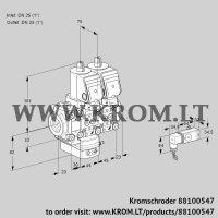Pressure regulator VCD1T25N/25N05F4D-100NQGR/PP3-/PPPP (88100547)