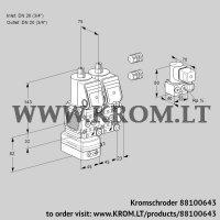 Pressure regulator VCD1E20R/20R05FD-50NQR3/PPPP/PPZY (88100643)