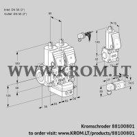 Air/gas ratio control VCG3E50R/50R05NGEWR/-3PP/PPZS (88100801)