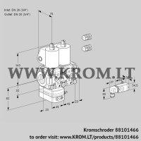 Pressure regulator VCD1E20R/20R05D-25NQL3/PPPP/2-PP (88101466)