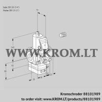 Pressure regulator VAD1E20R/25R05D-100VWR/PP/PP (88101989)
