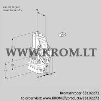Air/gas ratio control VAG1E20R/15R05FGEVWR/PP/PP (88102272)
