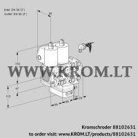 Air/gas ratio control VCG2E50R/50R05FNGEVWL/PPPP/PPPP (88102631)