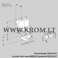 Pressure regulator VCD1T25N/15N05FND-50QL/PPPP/3-PP (88102697)