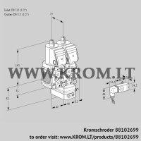 Pressure regulator VCD1T15N/15N05FND-50QSR/3-PP/PPPP (88102699)