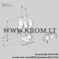 Pressure regulator VCD1T25N/15N05FND-50QSR/3-PP/PPPP (88102700)
