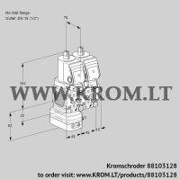 Pressure regulator VCD1T--/15N05FD-50NQSR/MMPP/PPPP (88103128)
