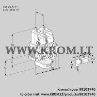 Air/gas ratio control VCG1T25N/25N05FNGKVQSR/2--3/PPPP (88103940)