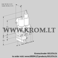 Pressure regulator VCD3T65N/65N05D-50LQSL/PPPP/PPPP (88105626)