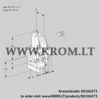 Pressure regulator VAD3E40R/50R05D-100VWR/PP/PP (88106073)