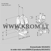 Pressure regulator VCD1E--/20R05FND-50WR/2-PP/PPZY (88106852)