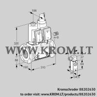 Double solenoid valve VCS780F05NLWSR3B/MMPM/2-4- (88202630)