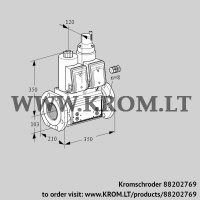 Double solenoid valve VCS8100F05NLQR3B/PPPP/PPPP (88202769)