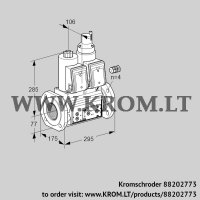 Double solenoid valve VCS665F05NLQR3E/PPPP/PPPP (88202773)